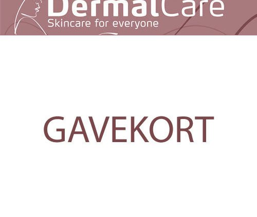 dermal-care-gavekort
