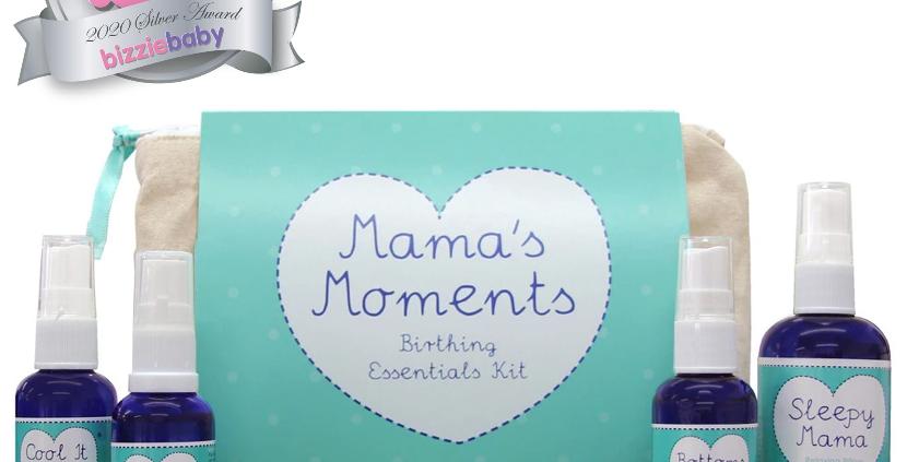 Birthing Essentials Kit, perfekt Baby Shower gave